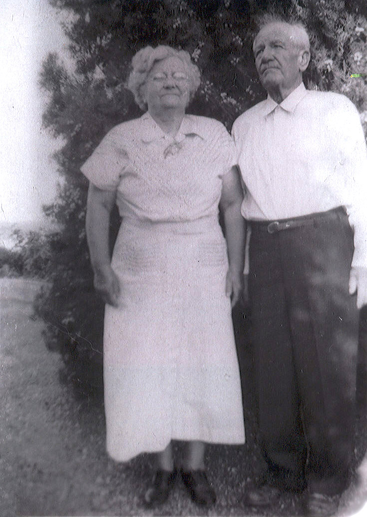 Charles and Tillie Splittgarber.