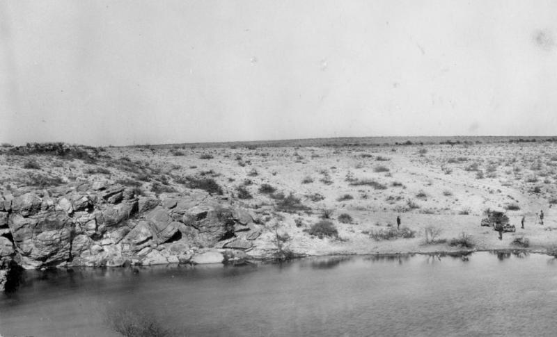 Phantom Lake survey for Charles Splittgarber diversion ditch, about 1910.